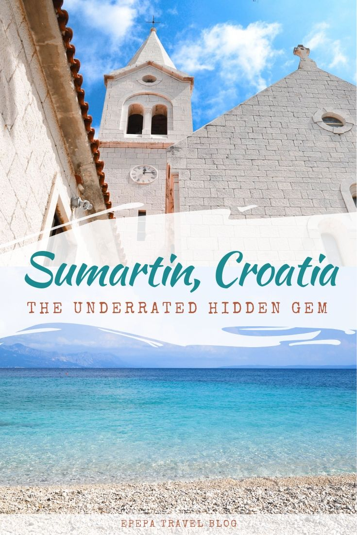 Sumartin, Brač Island, the underrated hidden gem in Croatia