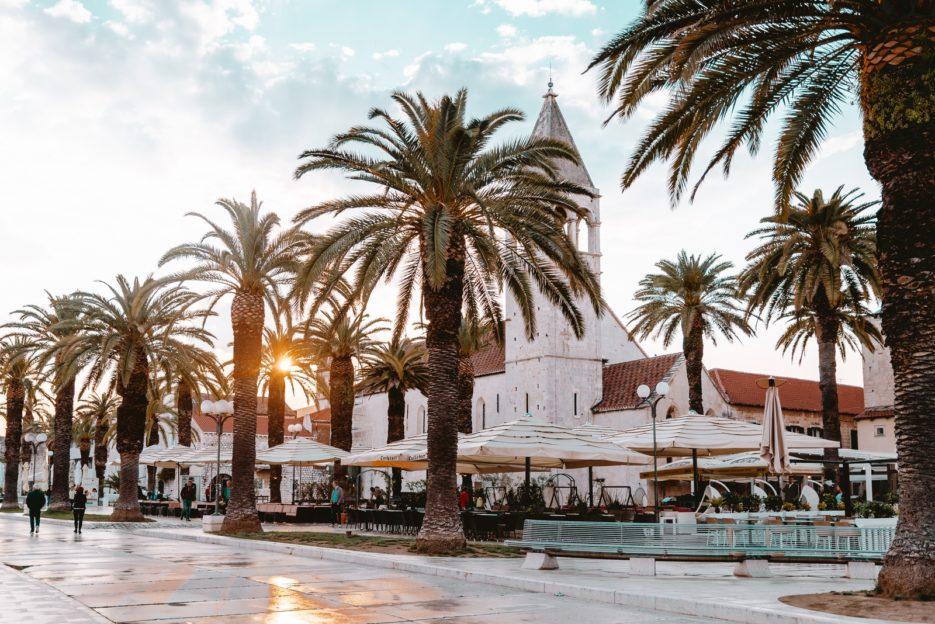 The Church and Monastery of St. Dominic (Samostan i crkva sv. Dominika), Trogir, Croatia