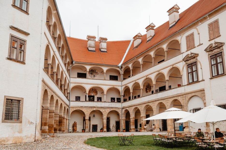 Ptuj Castle is one of the best things to see in Ptuj, Slovenia