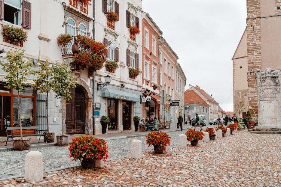 The best things to see in Ptuj, the oldest city and a hidden tem in Slovenia