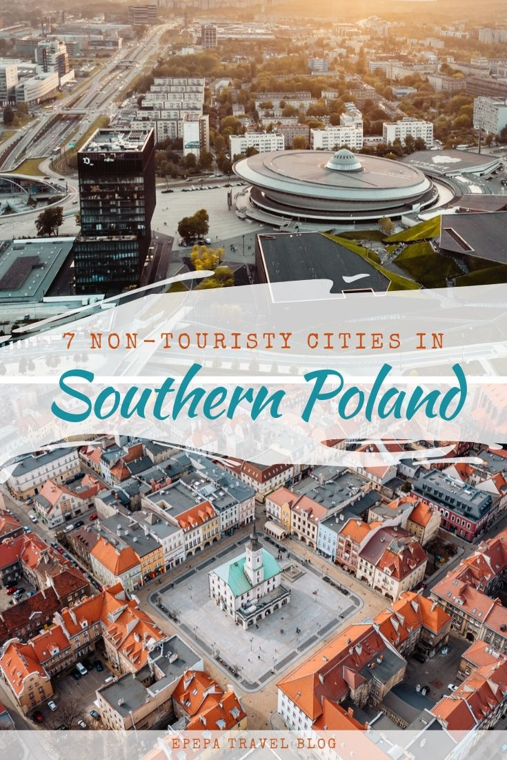 7 non-touristy cities to discover in southern Poland