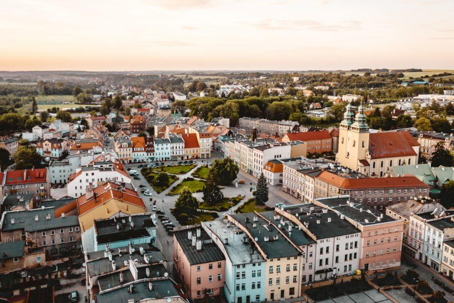 Głuchołazy, a secret place to visit in southern Poland