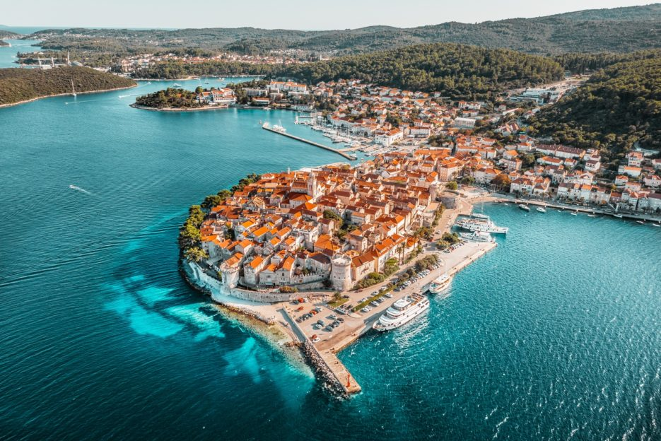 Korčula Old Town - the best things to do and see in the city of Marco Polo