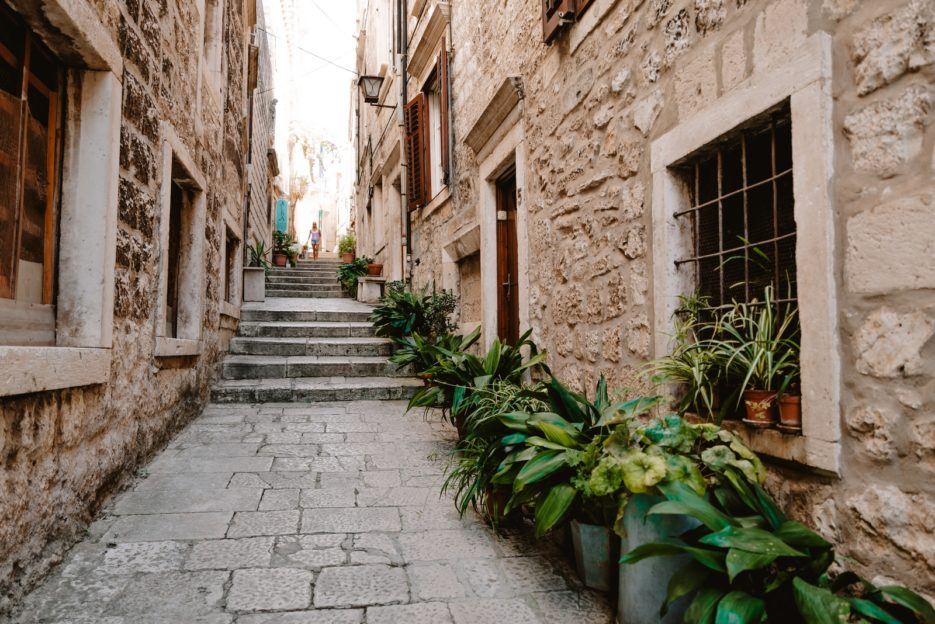 The best time to visit Korčula Town is out of season to enjoy sightseeing without the crowds of tourists