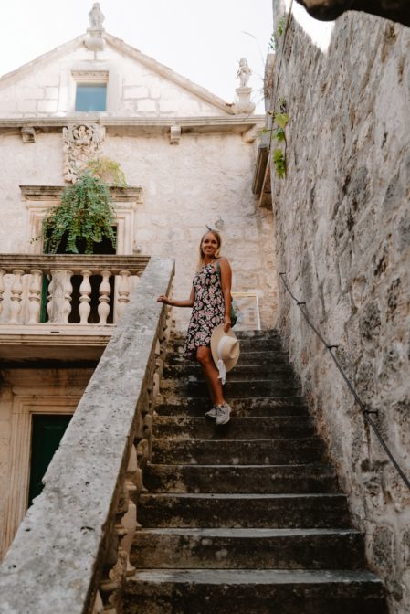 In Korcula Old Town, there are many hidden gems that are waiting to be found