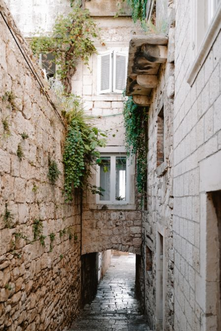 Korčula Town is a place full of atmosphere with many hidden gems