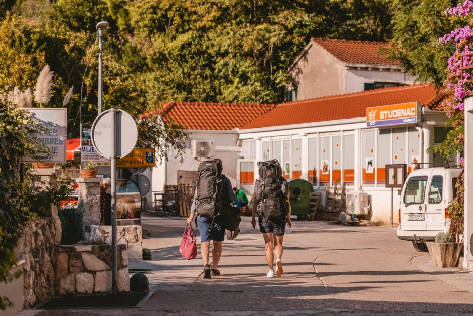 Studenac market in Žuljana is a place where you can buy food and other products