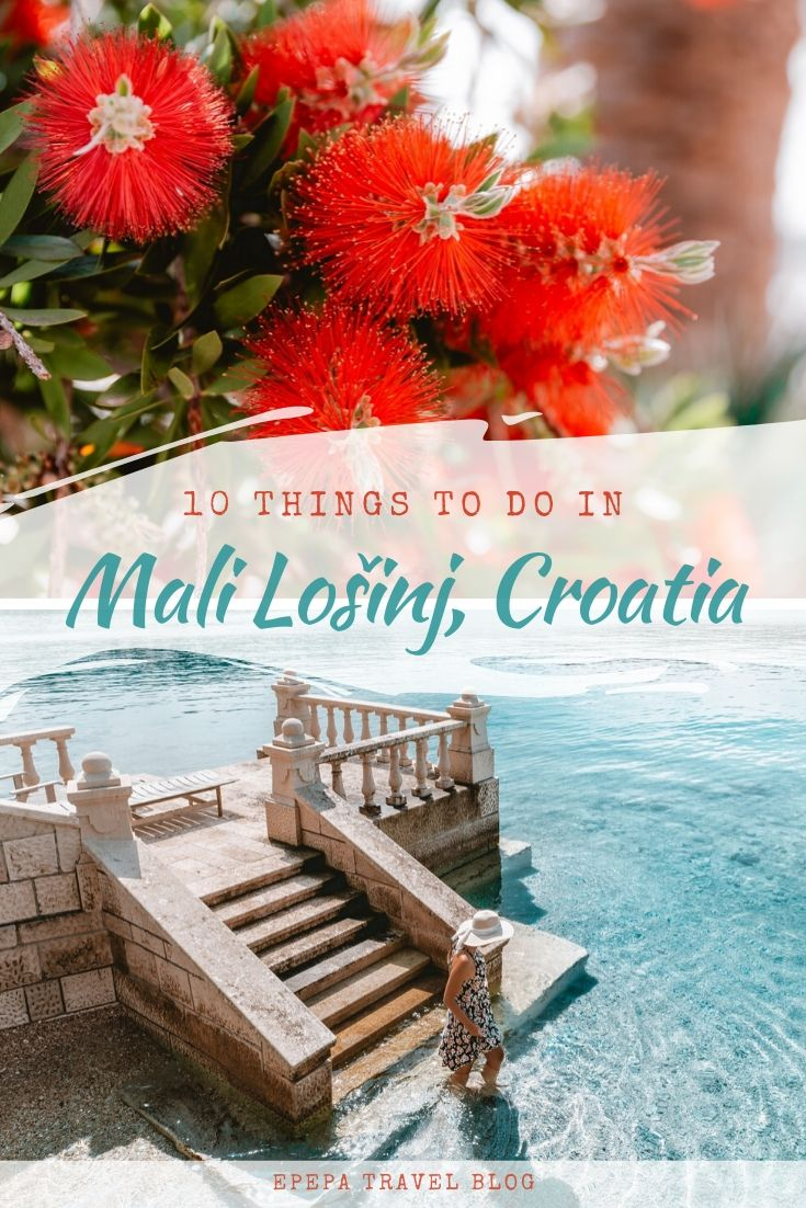 Top 10 things to do in Mali Losinj, Croatia