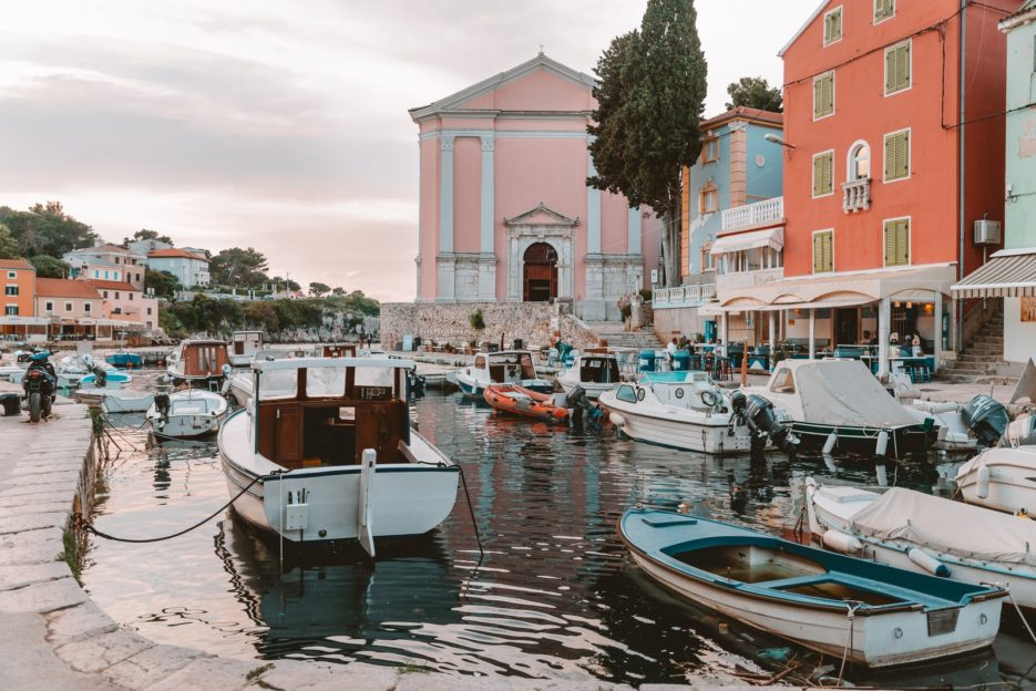 Things to do in Veli Lošinj, a lovely town in the Kvarner Bay with an Italian vibe